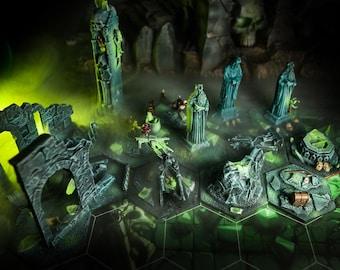 Warhammer terrain | Etsy