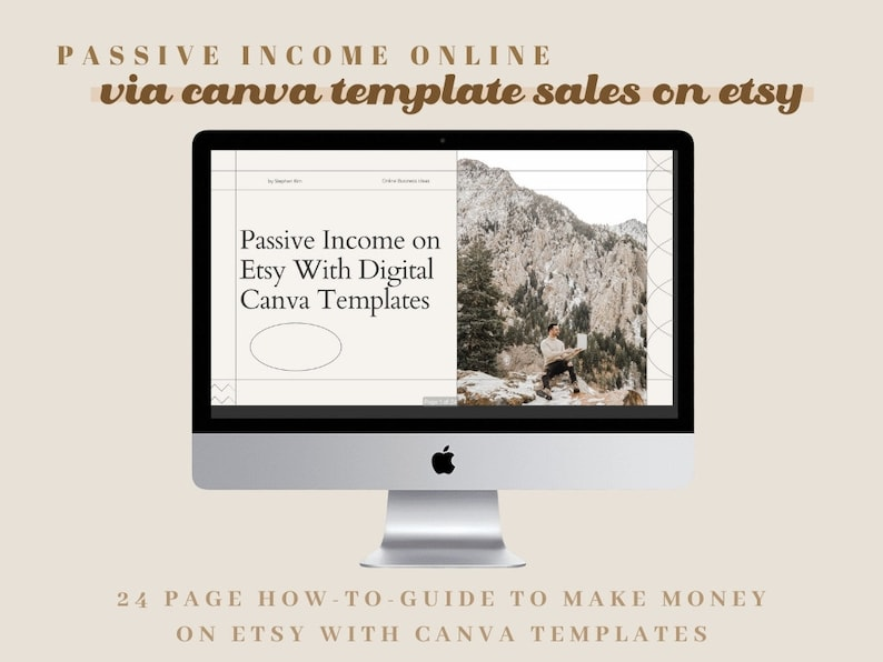 How to Make Money Online Selling Canva Templates on Etsy  24 image 0