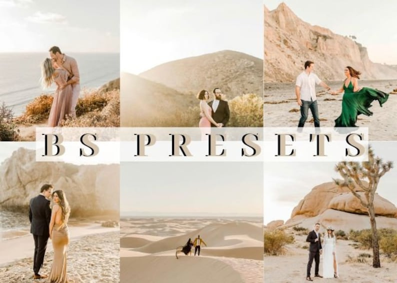 BS Presets   Lightroom Presets for Adventurers & Travelers image 0