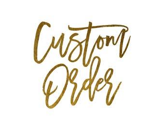 Custom Onesie