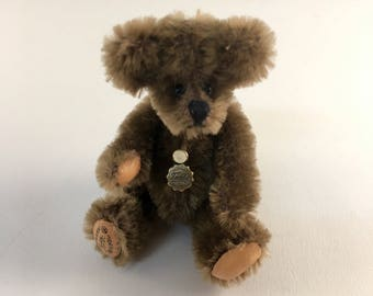 Miniature Hermann Teddy Bear - Mohair
