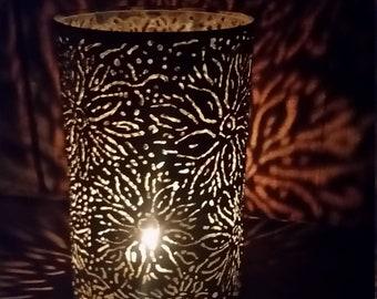Crazy Dazy's 2 , lantern, tin can, candle holder, lamp, flowers, vase, weddings, garden