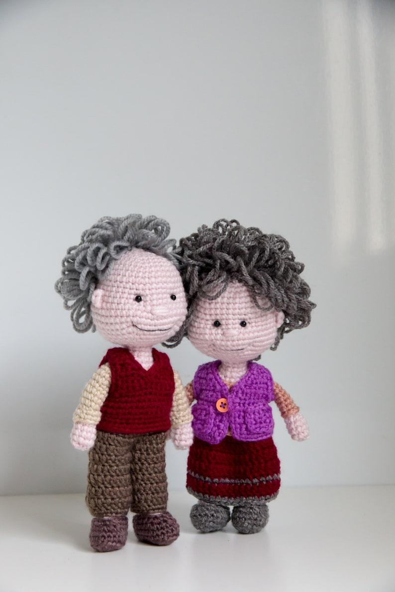 Free pattern amigurumi doll crochet Tess - Katkarmela о вязании | 1191x794