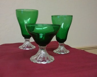 Forest Green Boopie glasses