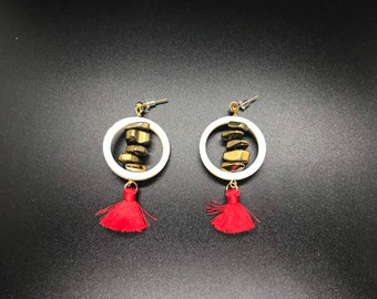 This Means War Earrings