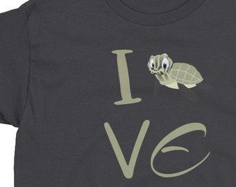 I Love sea my Turtle
