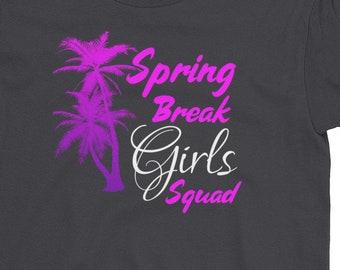 Spring Break Girls Squad