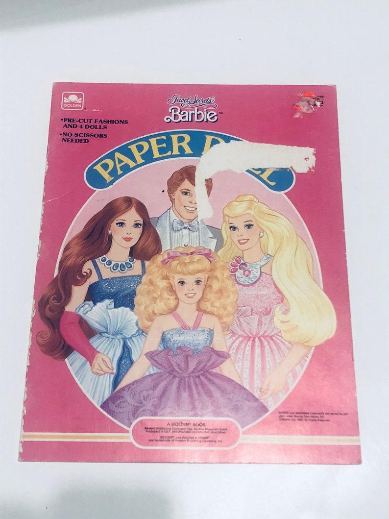 730 Coloring Book Retro Barbie Picture HD