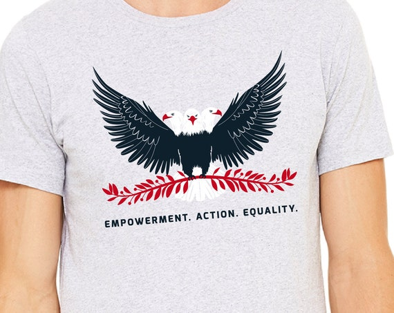 Liberty, Justice, Equality Unisex T-Shirt