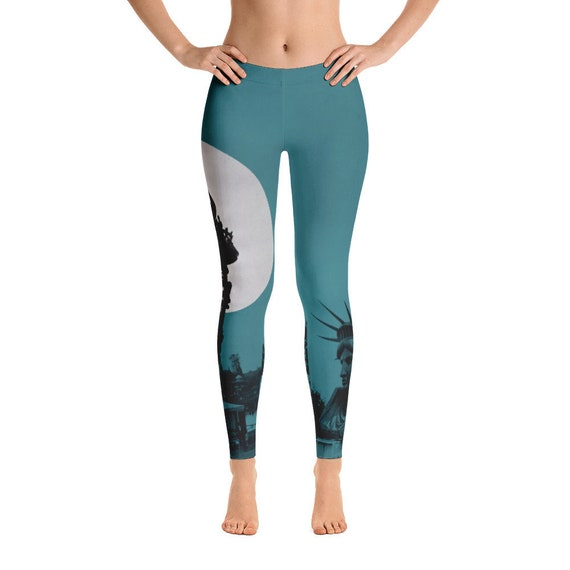 Statue of Liberty Women Leggings