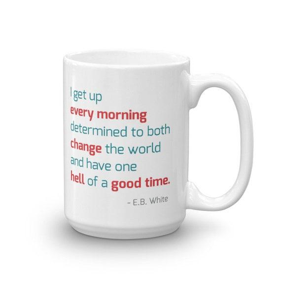 The Kerberos Project Motto Mug