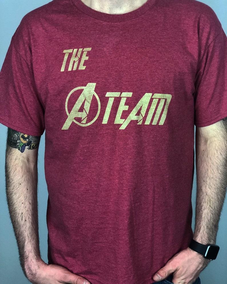 The A Team T Shirt image 0