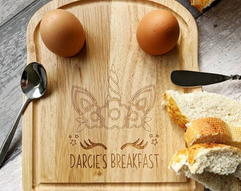 Game of Thrones themed breakfast dippy egg board Breakfast is coming