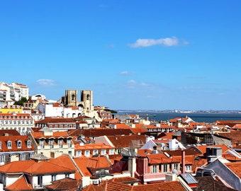 City Landscape - Lisbon Cathedral