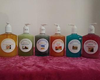 Liquid Soap - 8 oz.
