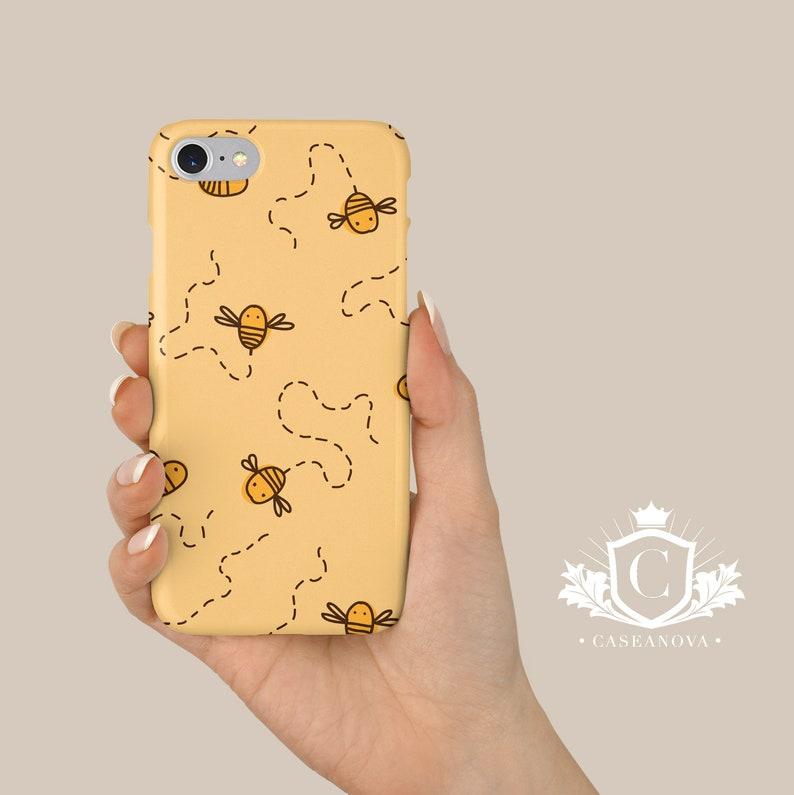 sale retailer ef876 84362 Bumblebee Bee Cute Design, Bee Yellow, iPhone X, 8, PLUS, 7, 6S, 5S, SE  Cases, Samsung Galaxy S9, S8, S10, S10+ Case - CN-156