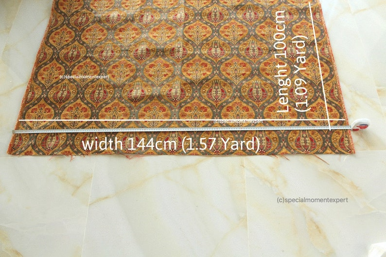 By the 5 meters or 5.47 yard,by the yard,Tulip Chenille Yellow fabric,Turkish fabric,Linen fabric,Ottoman Chenille Upholstery,velvet fabric