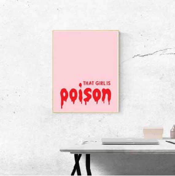 Download pdf by tia hines: that girl is poison | burns custom book.