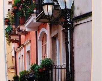 Photo: Sicilian Street Scene