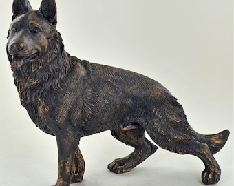 FANTASTIC LARGE SILVER WOLF WALL PLAQUE STATUE FIGURINE FIGUIRE NEW /& BOXED