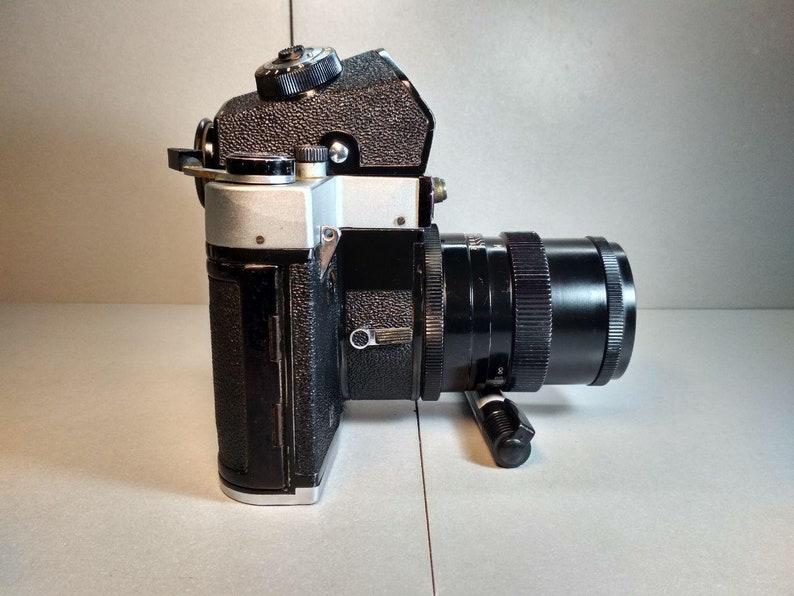 Kiev-6C 6S TTL SOVIET Medium Format 6x6 Pentacon Six copy camera VEGA 12B Free Shipping !