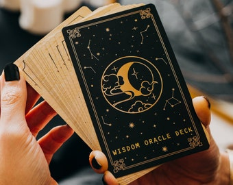 Oracle deck, oracle cards, oracle, tarot, affirmation cards, 15 cards deck