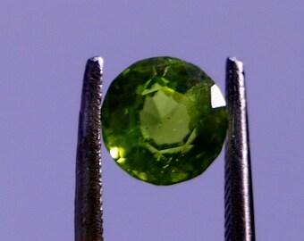 1.30 CT Unheated & Natural Green Peridot Gemstone