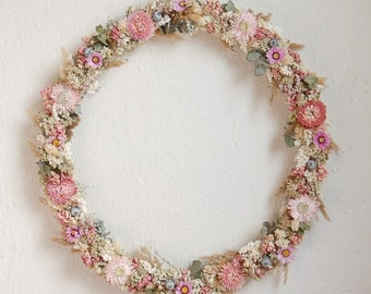 Drying wreath 'Sweets' (approx. 40 cm)