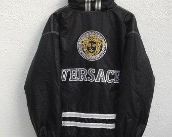 9408f806c 90s versace jacket | Etsy