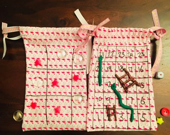 Travel game bag, Noughts and Crosses and Snakes & Ladders