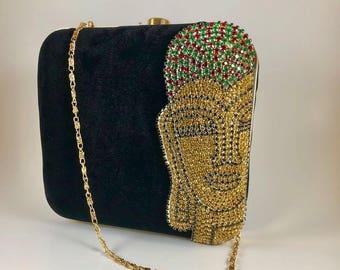 855c688b33825 Velvet Clutch/sling bag Purse handbags evening bags Clutches | Etsy