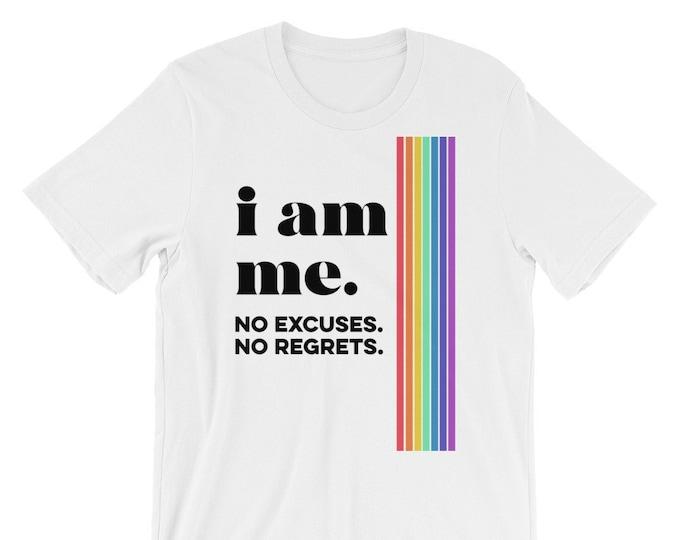 I Am Me. Unisex T-Shirt