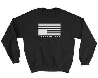 US Flag Unisex Sweatshirt