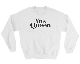 Yas Queen Unisex Sweatshirt