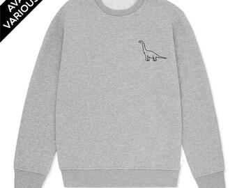 Dinosaur Pocket Logo Sweatshirt