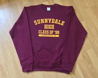 Sunnydale High Class Of 99 Sweatshirt