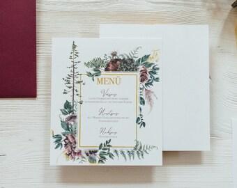 Herbst Hochzeit Einladen Etsy