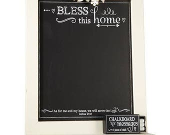 Chalkboard - Bless This Home