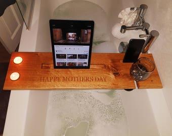 Ipad houder voor bad | Etsy