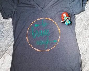 Merida- Brave Shirt