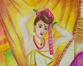 INDIAN CLASSICAL PAINTING