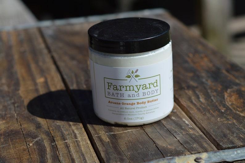 Arcane Orange Body Butter | Whipped Shea Butter, Orange Body Cream, Orange  Hand Cream, All Natural Moisturizer