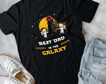 Birthday Dad Gift For Christmas Father Day The Best Dad In The Galaxy Bomber Jacket