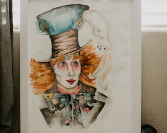 A Mad Hatters Mind