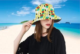 FREDDIE MERCURY QUEEN bucket sun and or rain hat