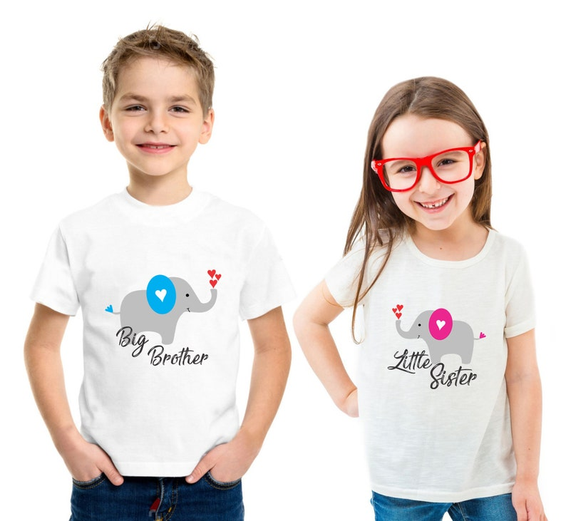 436c56cb2 Big Brother and little sister matching shirts Big brother