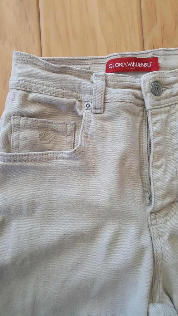 Vintage Gloria Vanderbilt Jeans Size 6p Etsy