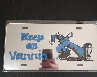 Keep on Vanning