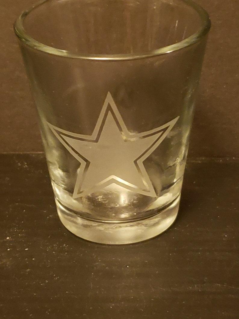 Dallas 1.5 Shot Glass image 0