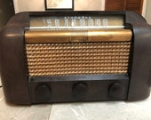 Bluetooth Speaker 1946 RCA Victor Model 66X1 Conversion